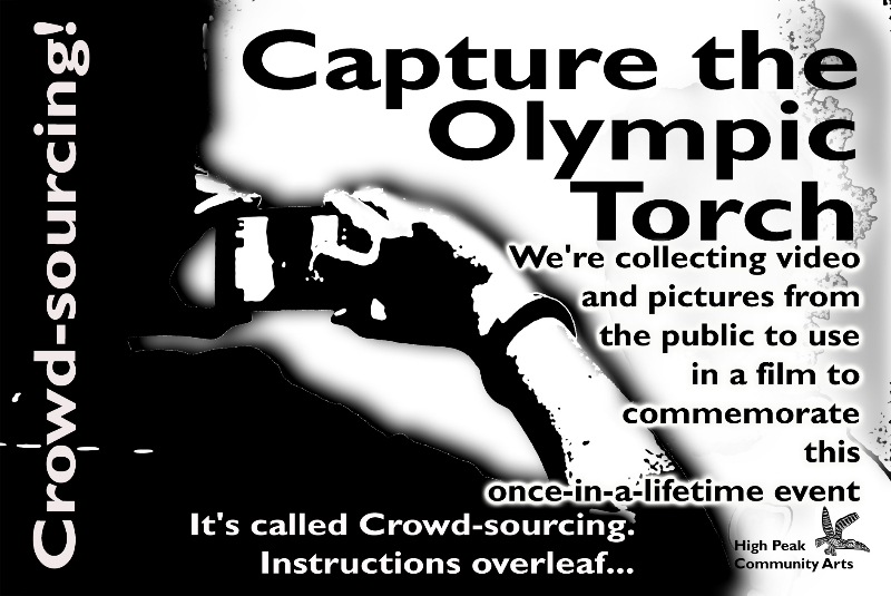 Crowdsourcing the Olympic Torch