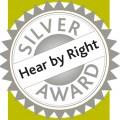 Hear By Right Award!