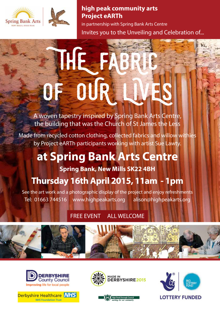 The fabric of our lives @ Spring Bank Arts | New Mills | United Kingdom
