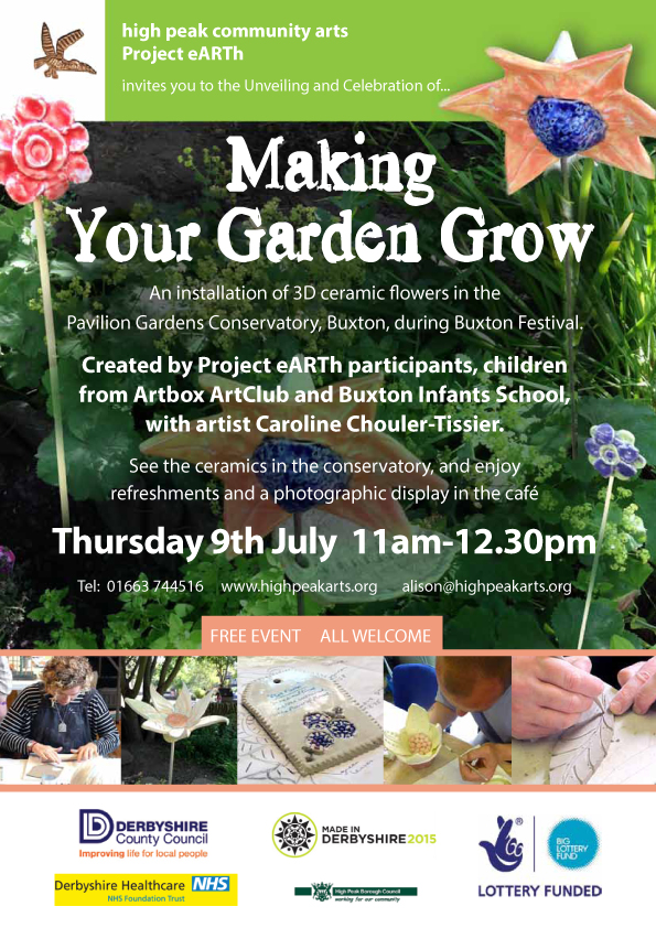 Making your Garden Grow A4