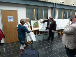 Unveiling Peak District Art