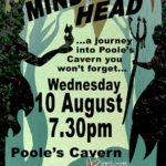 Mind Your Head at Poole's Cavern