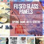 Unveiling, Celebration and Exhibition of Fused Glass Panels