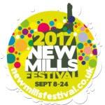 new mills festival logo