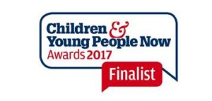Children and young peoples award logo
