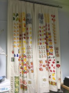orchard textiles shower curtain project