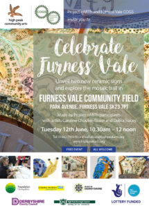 Furness Vale event poster